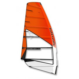 Loftsails Raceboardblade 9,5 Orange 2019